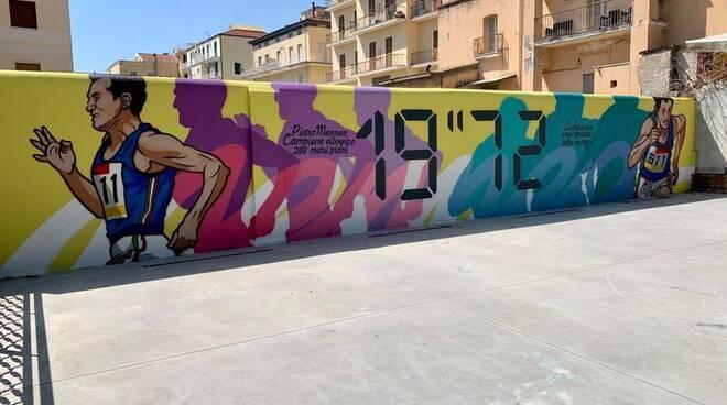 Mennea murales formia
